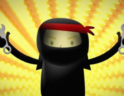 animated ninja