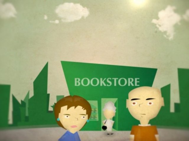 bookstore video
