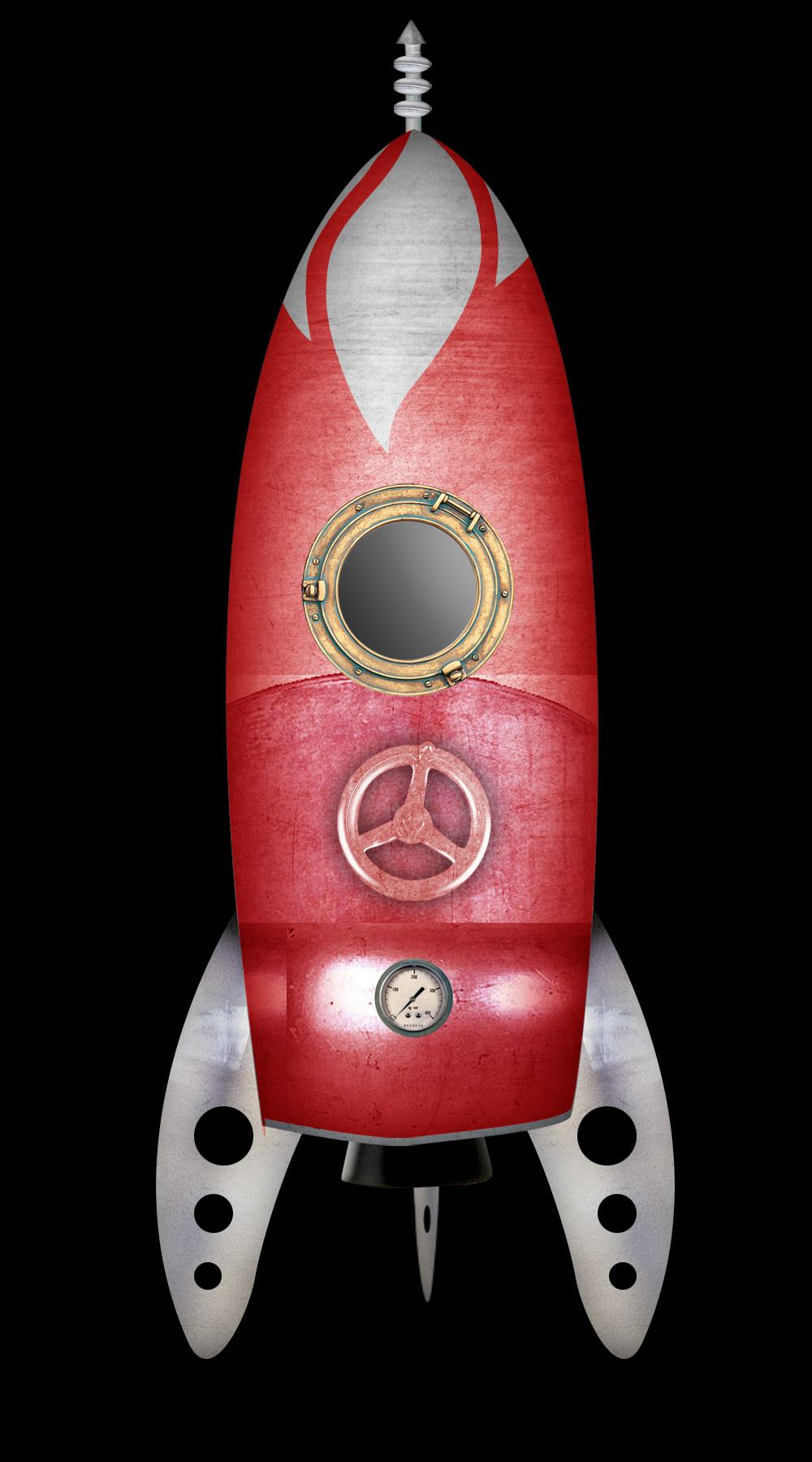 final rocket design