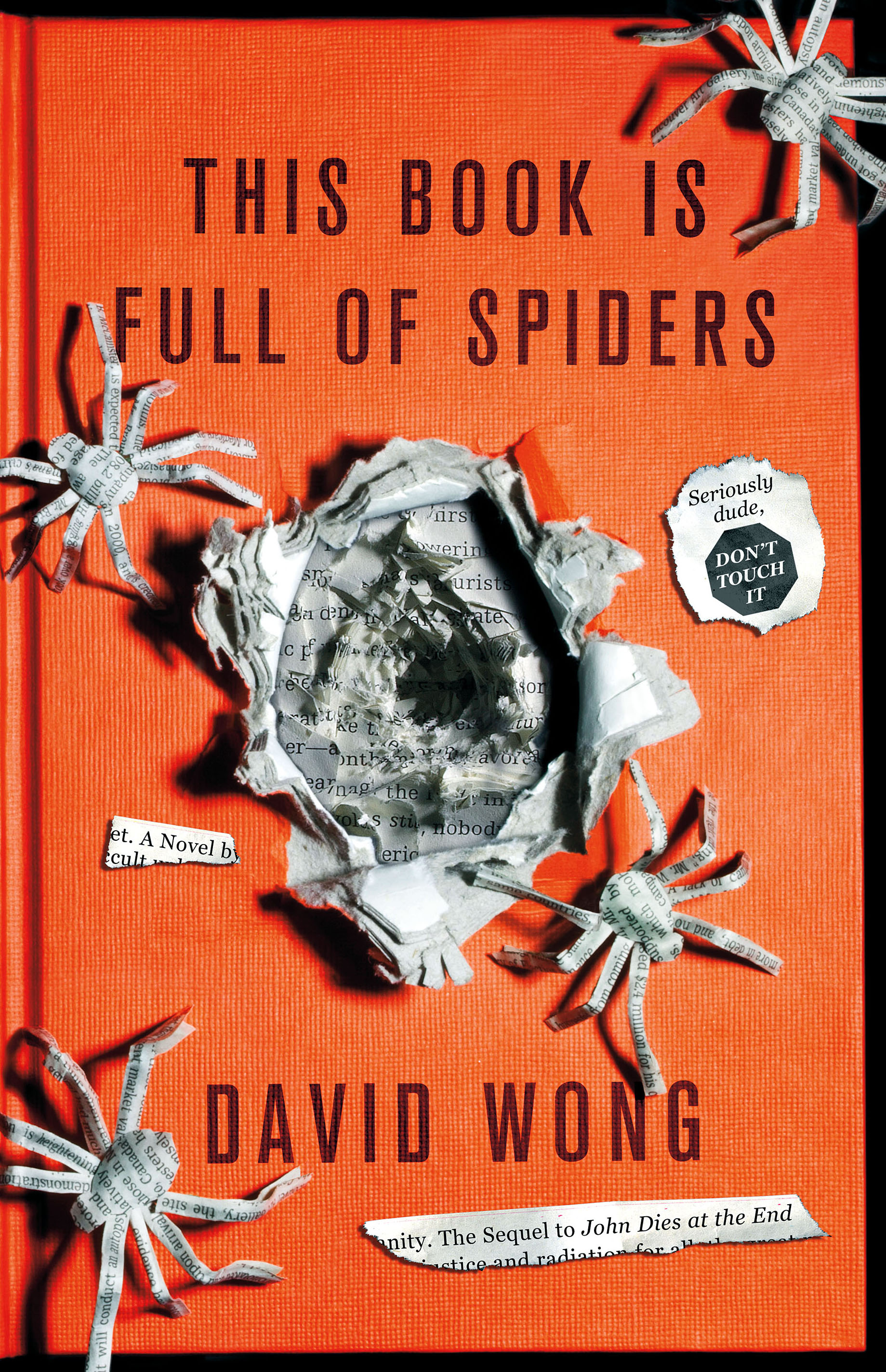 this book is full of spiders book cover