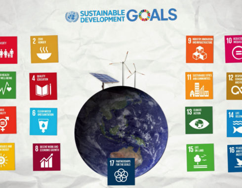 UN sustainablity steps