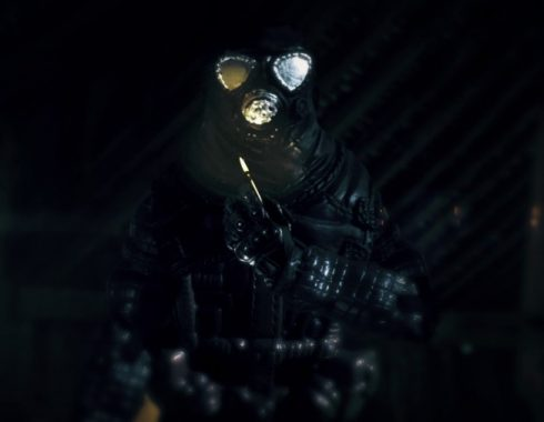 dystopian music video